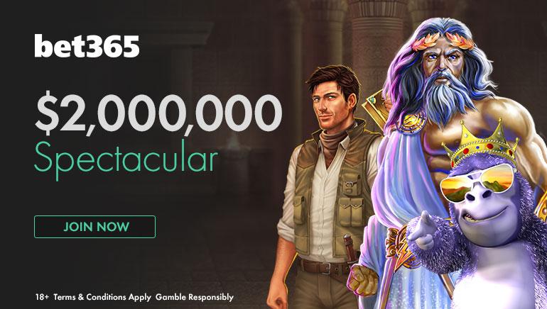 bet365精彩的5月£2,000,000欢乐大抽奖