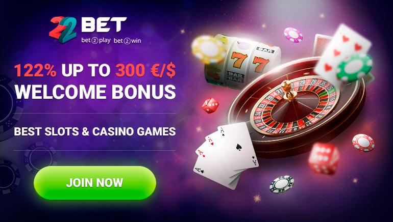 畅享22BET Casino的技术福利
