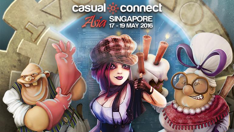 独立游戏开发者大会Casual Connect亚洲场本周举行