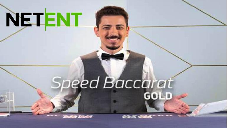 NetEnt Live推出极速百家乐游戏。