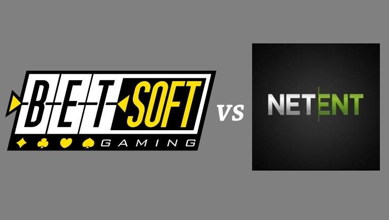 软件开发商之战:NetEnt对阵 BetSoft
