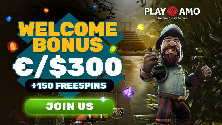 在Playamo Casino尽享数千款网上娱乐场游戏