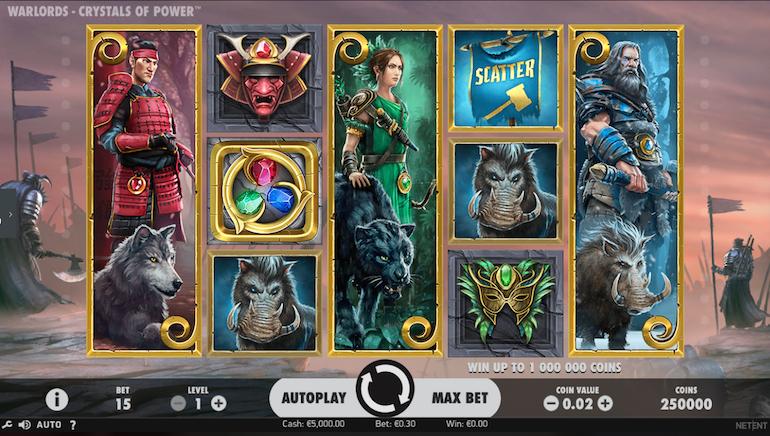 在10Bet Casino乐享精选的老虎机游戏